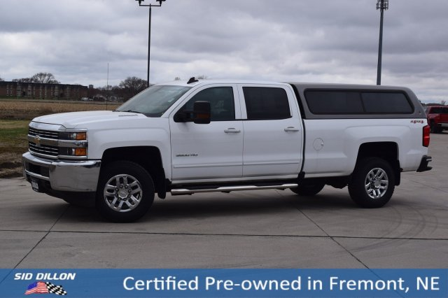 Certified Pre-Owned 2016 Chevrolet Silverado 3500HD LT