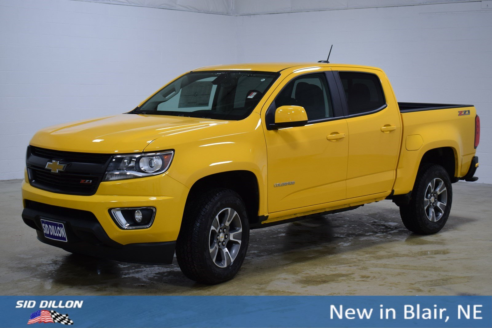 New 2018 Chevrolet Colorado 4wd Z71 Crew Cab In Blair