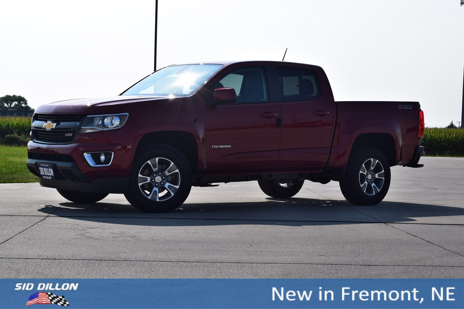 New 2019 Chevrolet Colorado 4WD Z71 Crew Cab In Fremont
