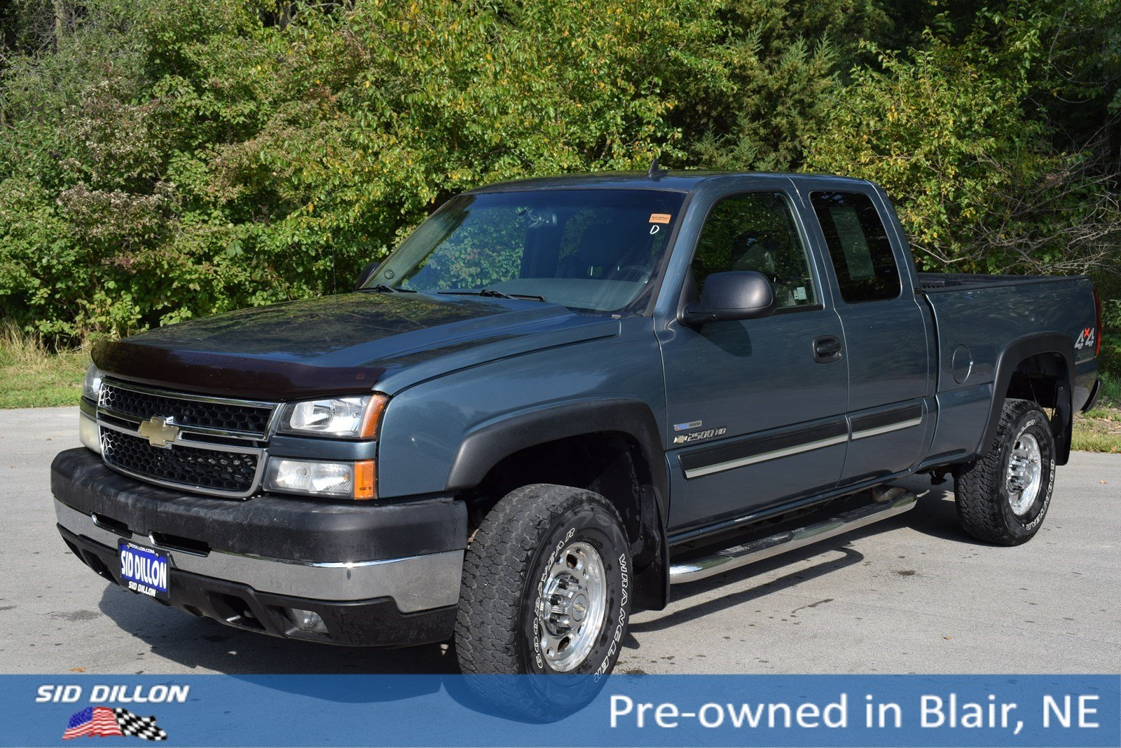 pre owned 2006 chevrolet silverado 2500hd ls extended cab. Black Bedroom Furniture Sets. Home Design Ideas