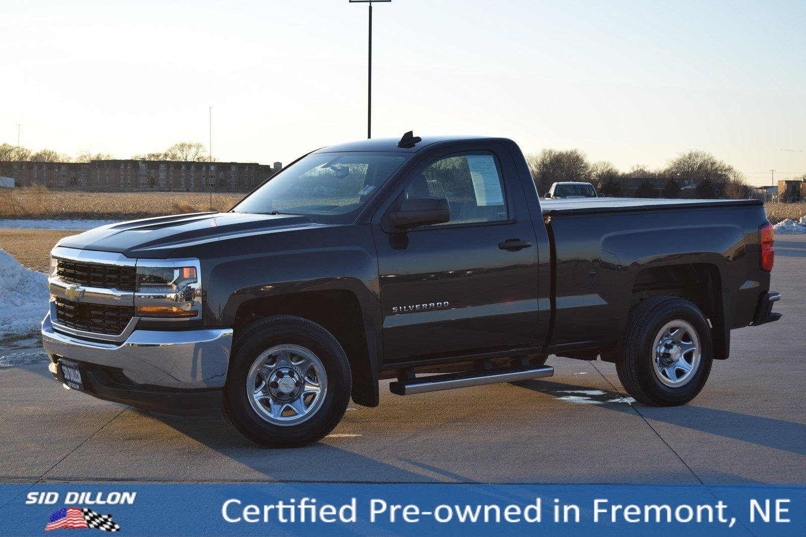 Certified Pre-Owned 2016 Chevrolet Silverado 1500 LS