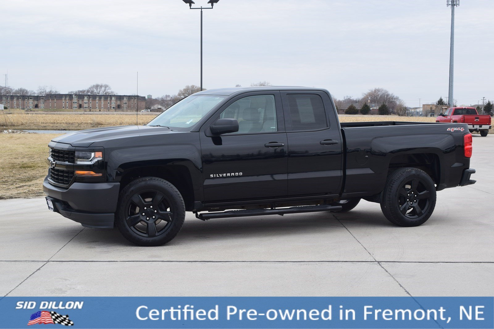 Certified Pre Owned 2016 Chevrolet Silverado 1500 Work Truck