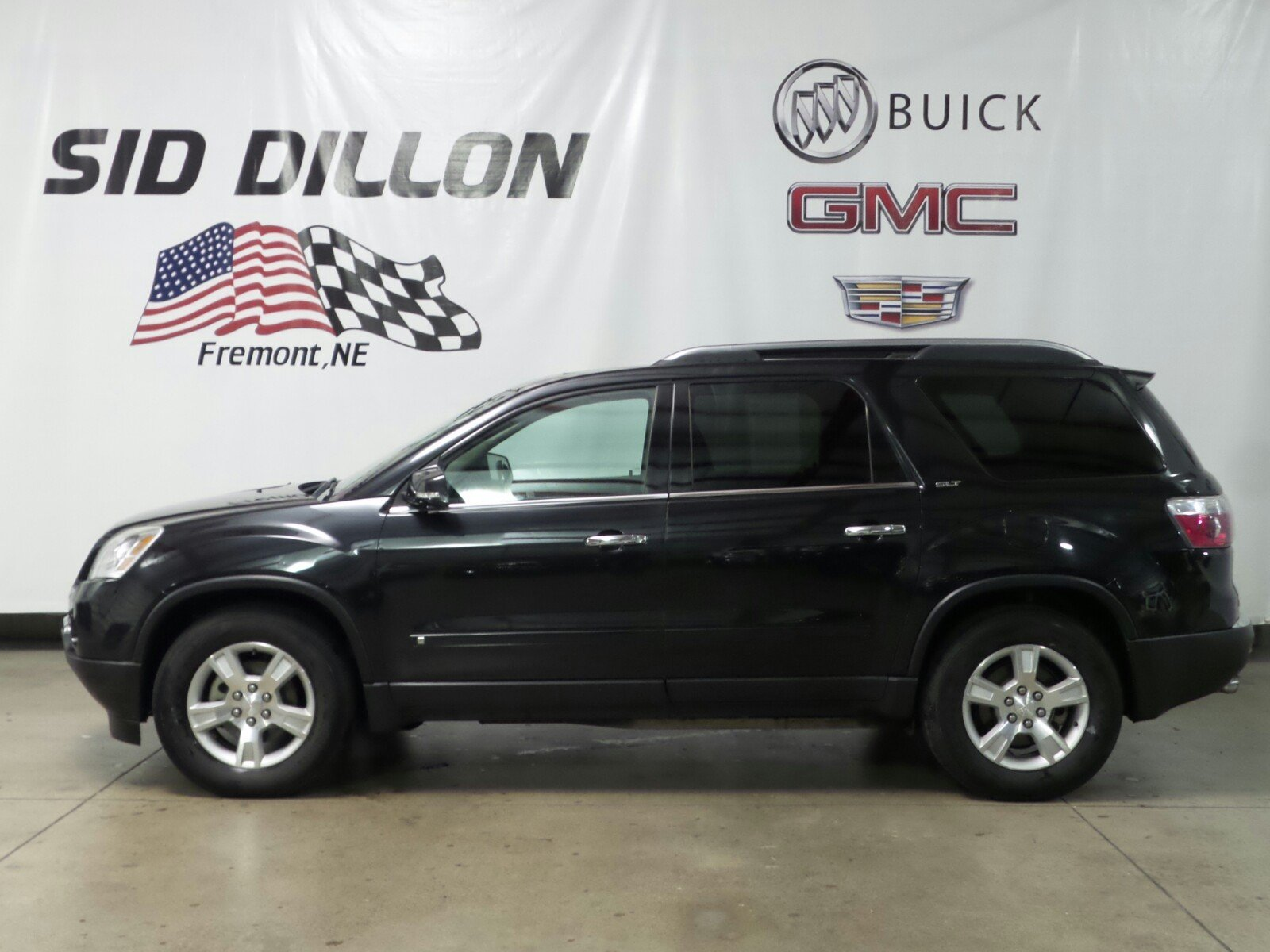 Pre-Owned 2009 GMC Acadia SLT1