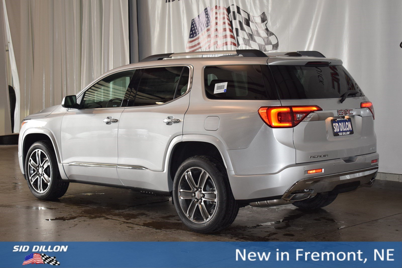 New 2019 Gmc Acadia Denali Suv In Fremont 2g19066 Sid Dillon Auto 2002 Outback Wagon Trailer Wiring