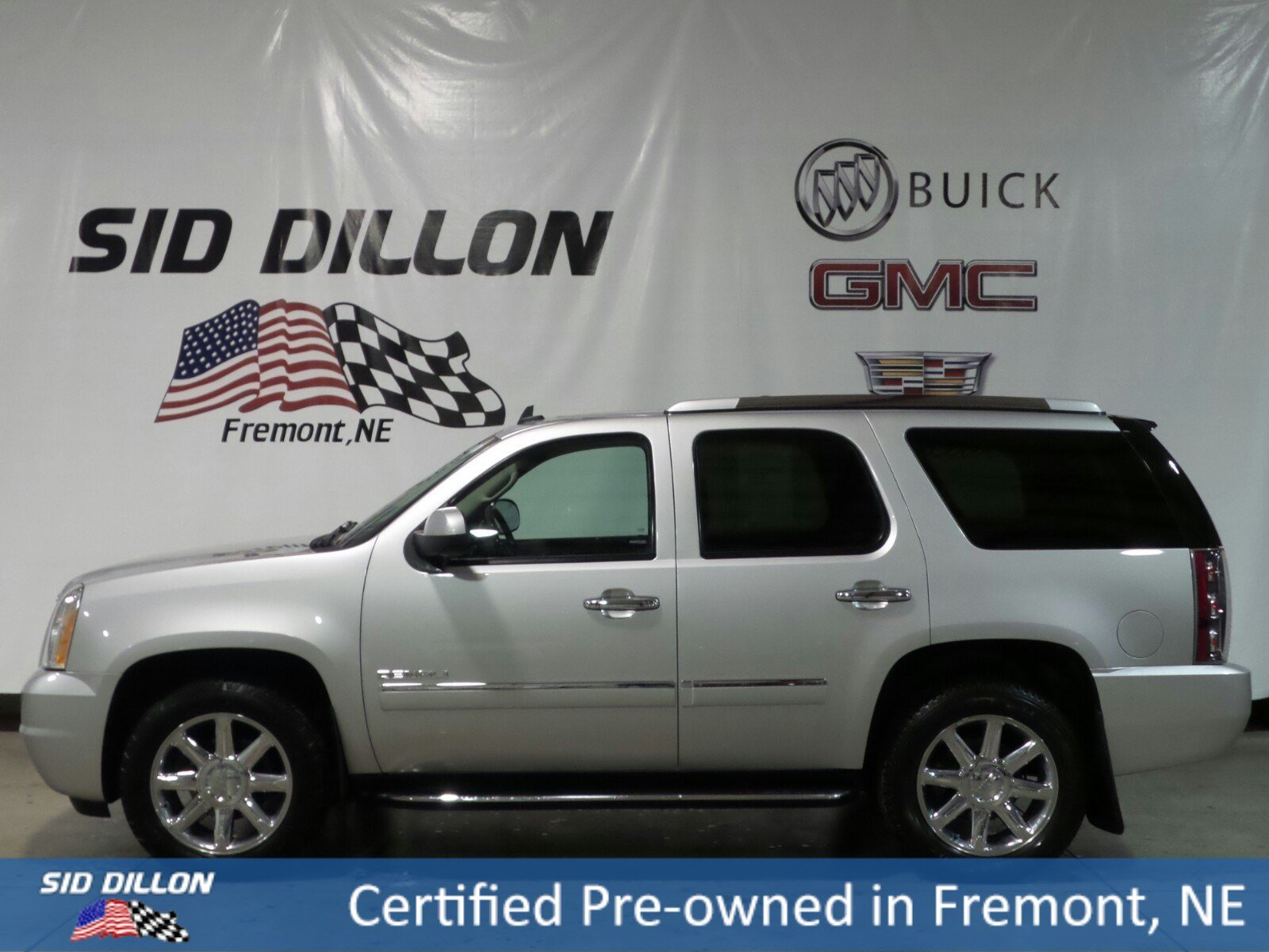 Certified Pre-Owned 2013 GMC Yukon Denali