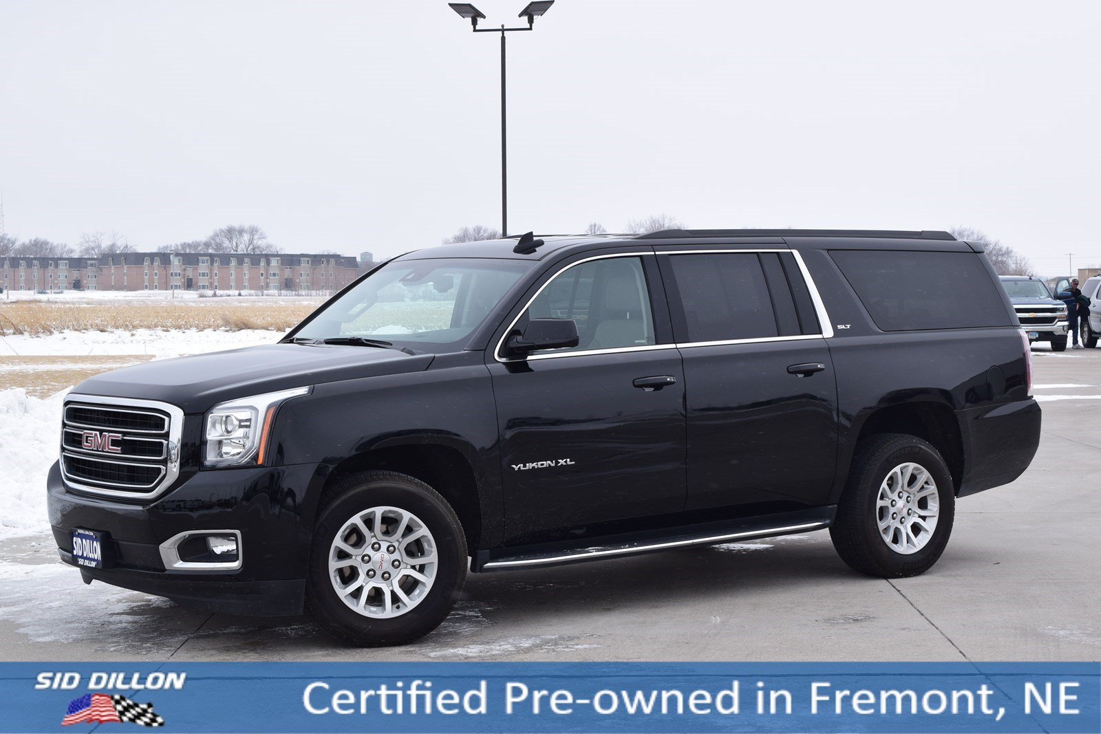 Certified Pre Owned 2018 Gmc Yukon Slt Suv In Fremont 1t2944g Sid 2005 Nissan Maxima Alternator Wiring Diagram
