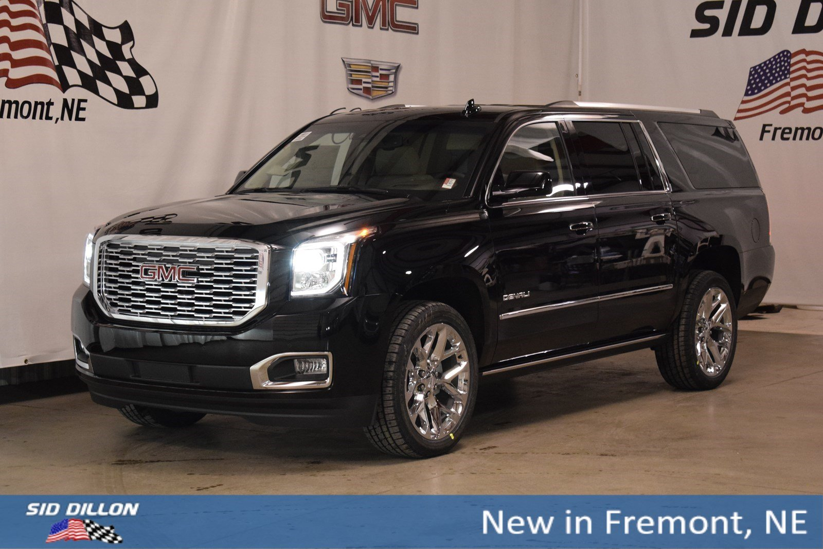 New 2019 Gmc Yukon Xl Denali Suv In Fremont 2g19225 Sid Dillon