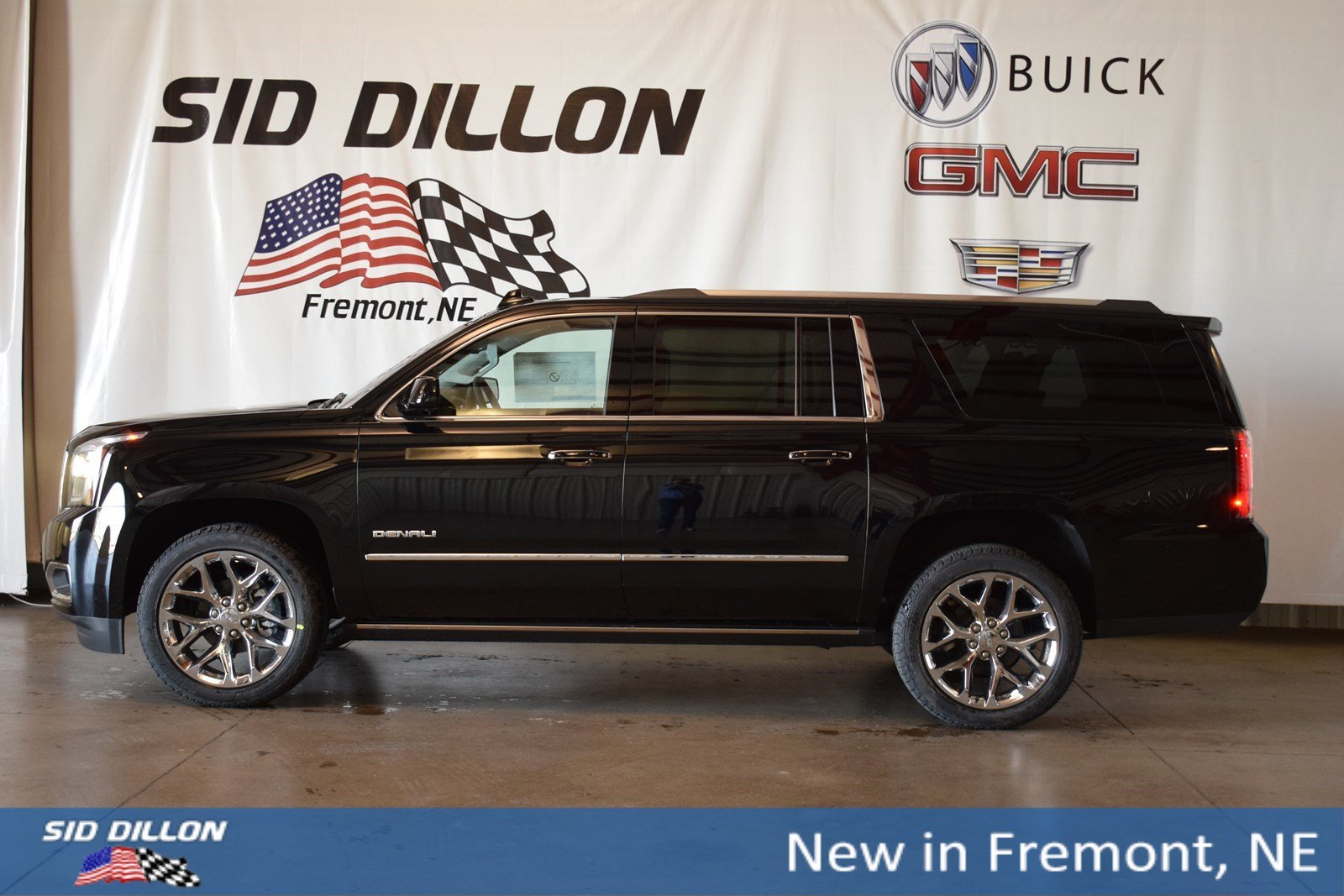 New 2019 Gmc Yukon Xl Denali Suv In Fremont 2g19131 Sid Dillon