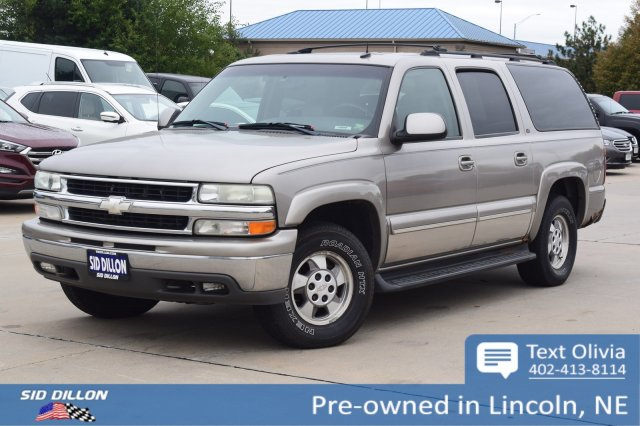 Pre-Owned 2003 Chevrolet Suburban LT 4WD
