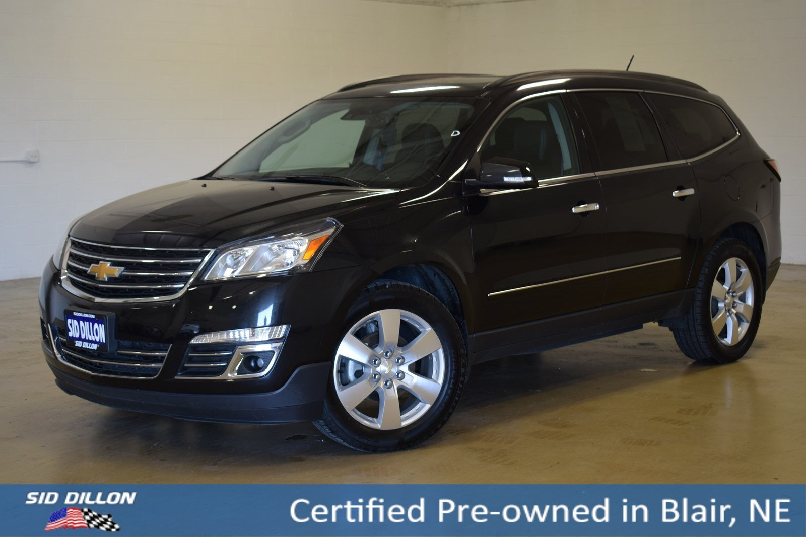 Certified pre owned 2014 chevrolet traverse ltz suv in blair certified pre owned 2014 chevrolet traverse ltz publicscrutiny Gallery