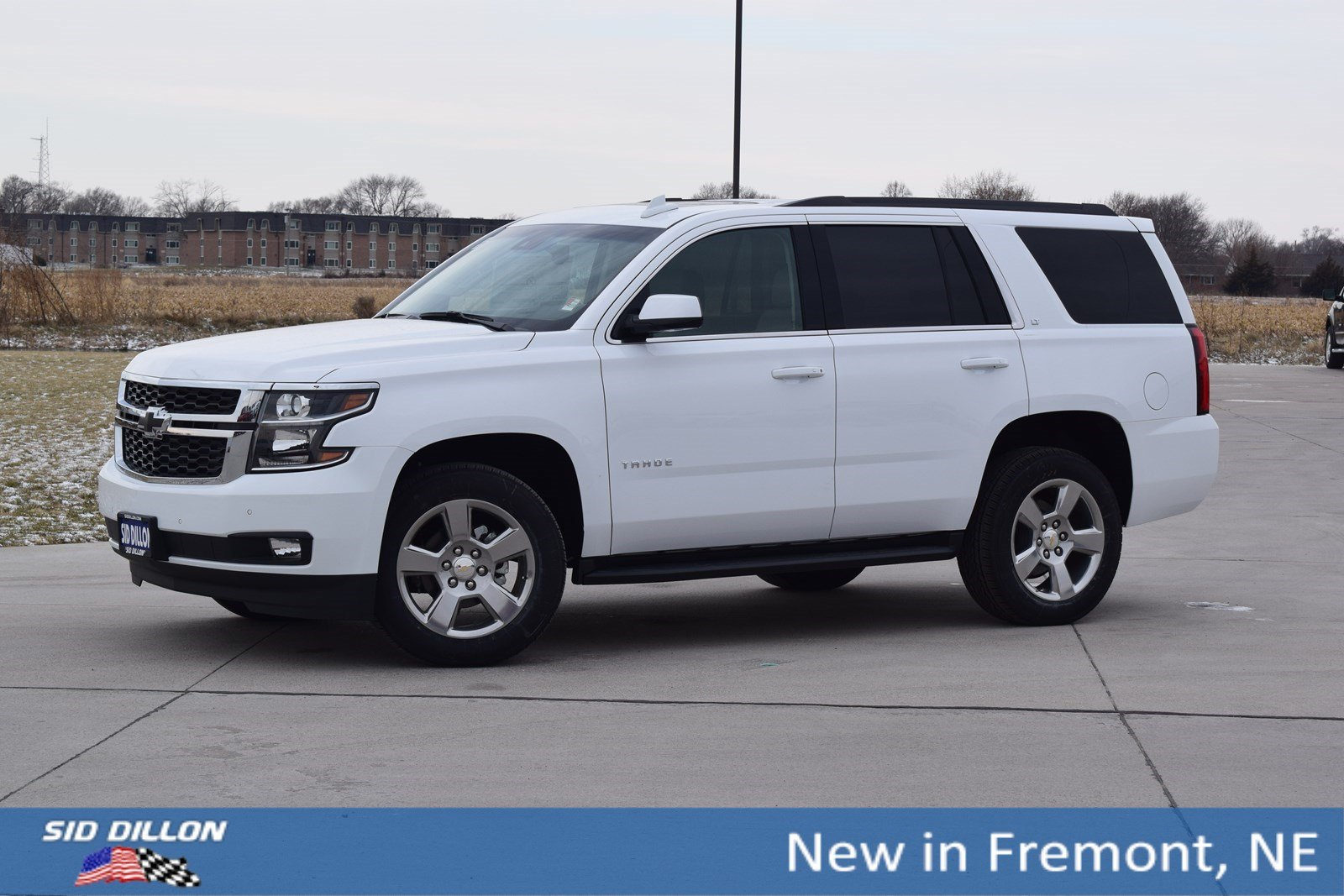 New 2019 Chevrolet Tahoe Lt Suv In Fremont 1t19430 Sid Dillon