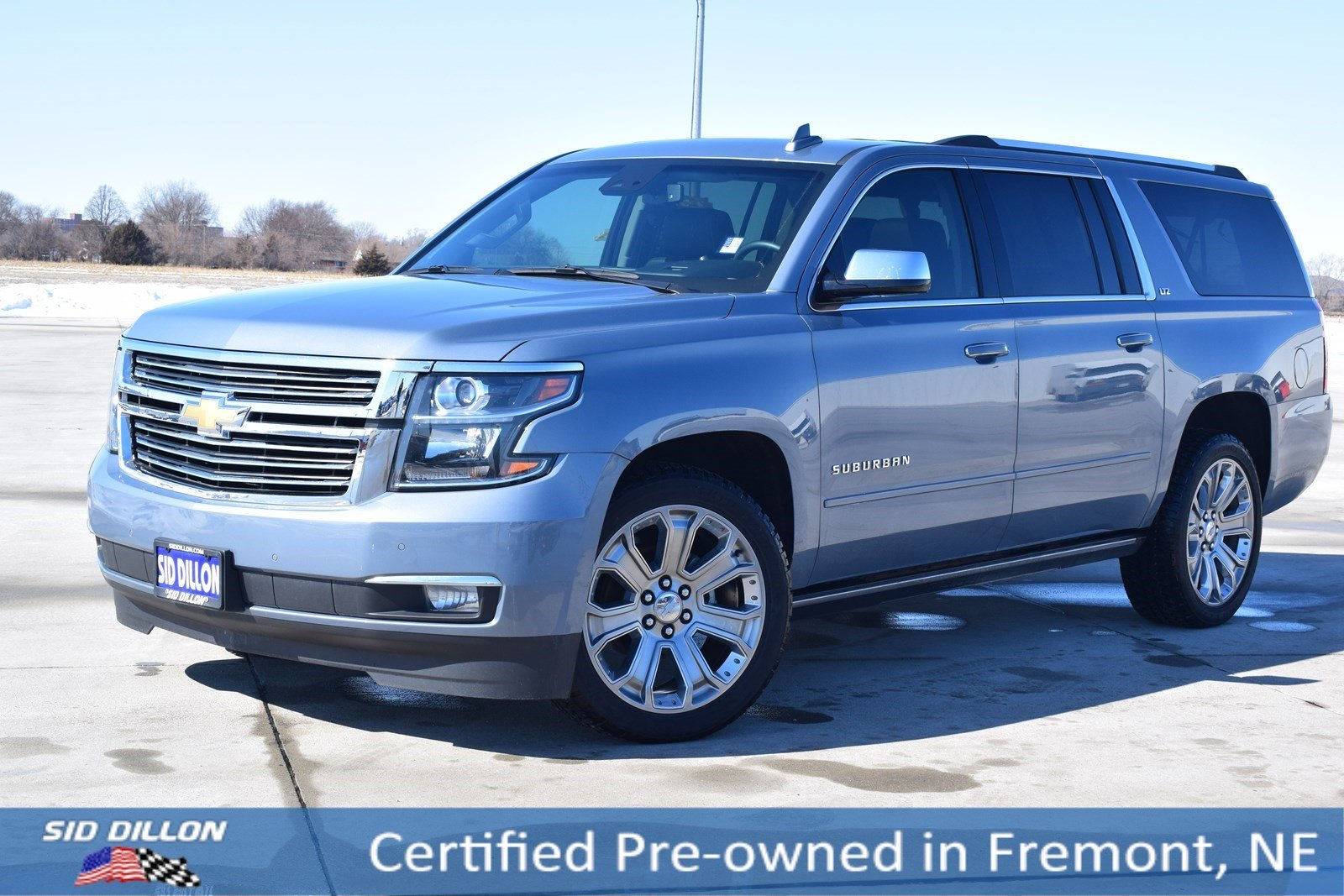 used owned pre suburban utility chevrolet in sport ltz inventory fort