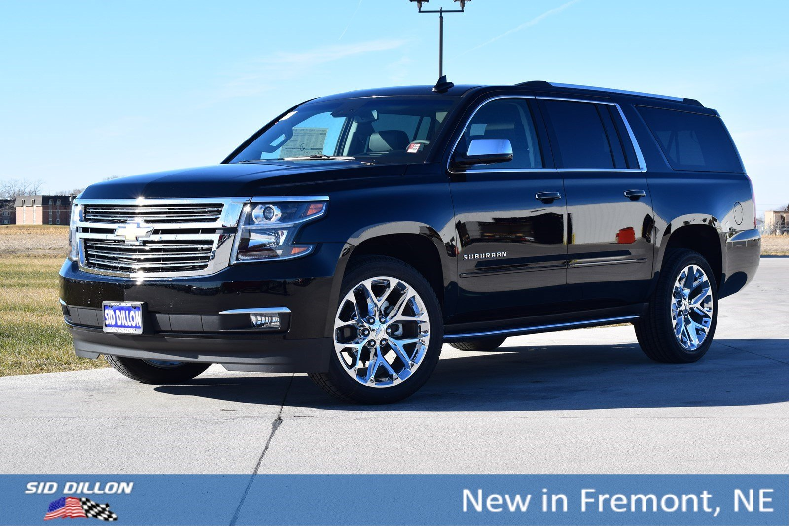 Premier Auto Group >> New 2018 Chevrolet Suburban Premier SUV in Fremont #1T18671 | Sid Dillon Auto Group