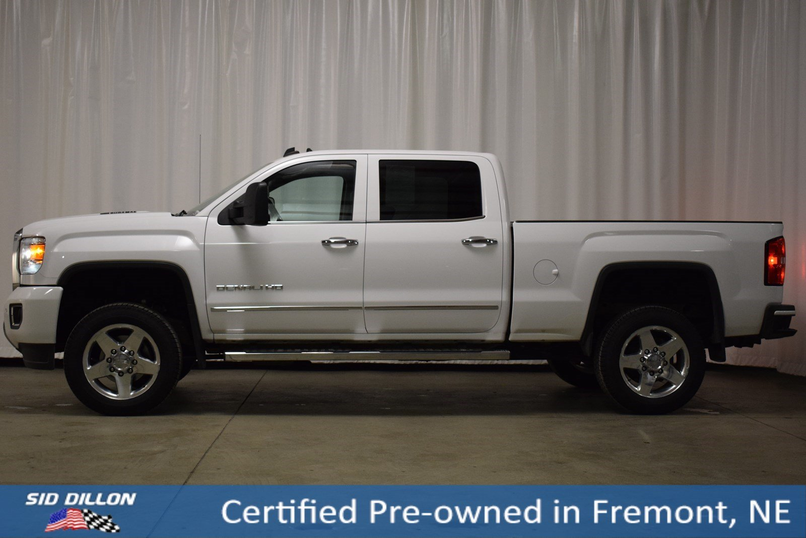 Certified Pre-Owned 2015 GMC Sierra 2500HD Denali