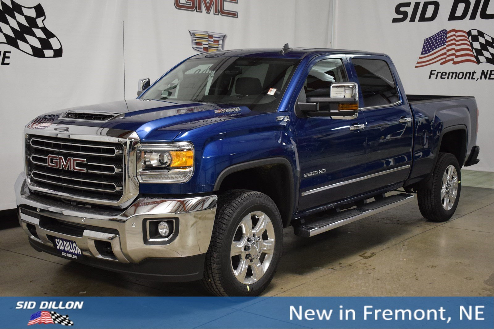 New 2018 GMC Sierra 2500HD SLT Crew Cab in Fremont ...
