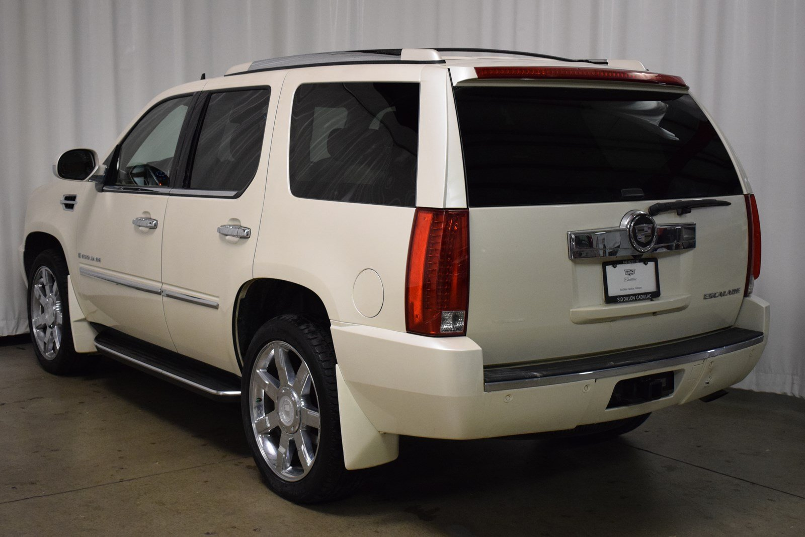 escalade used sykesville vehicle details id md esv cadillac