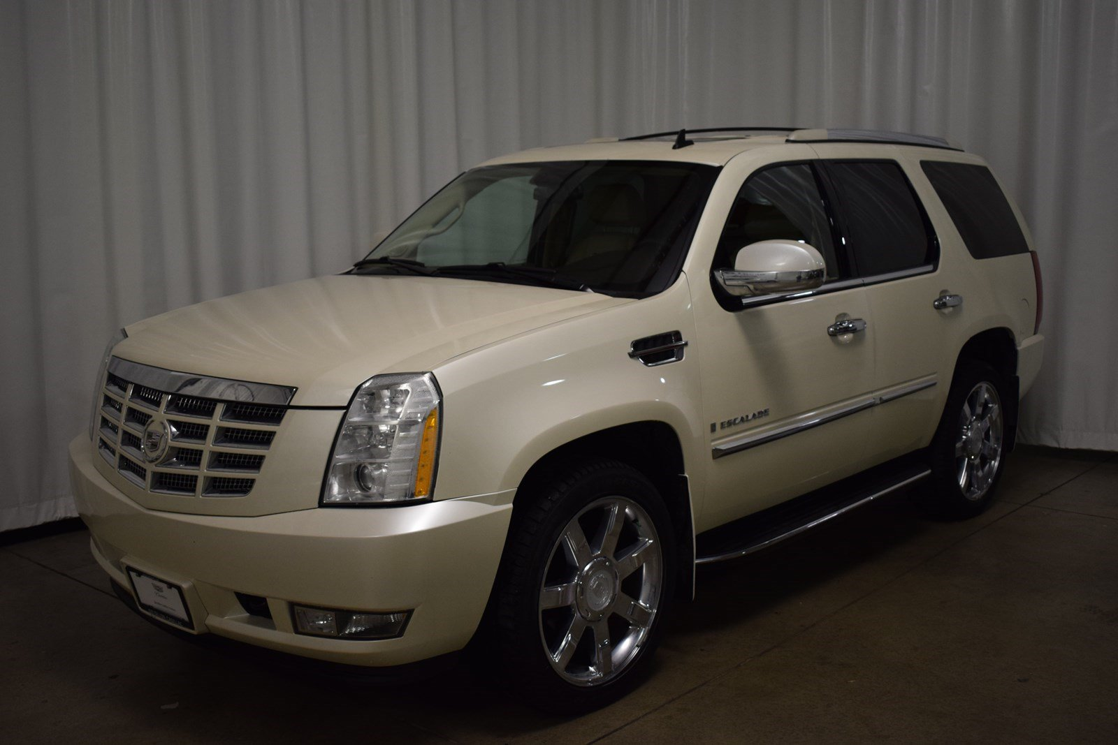 pre owned 2008 cadillac escalade 4dr awd suv in fremont. Black Bedroom Furniture Sets. Home Design Ideas