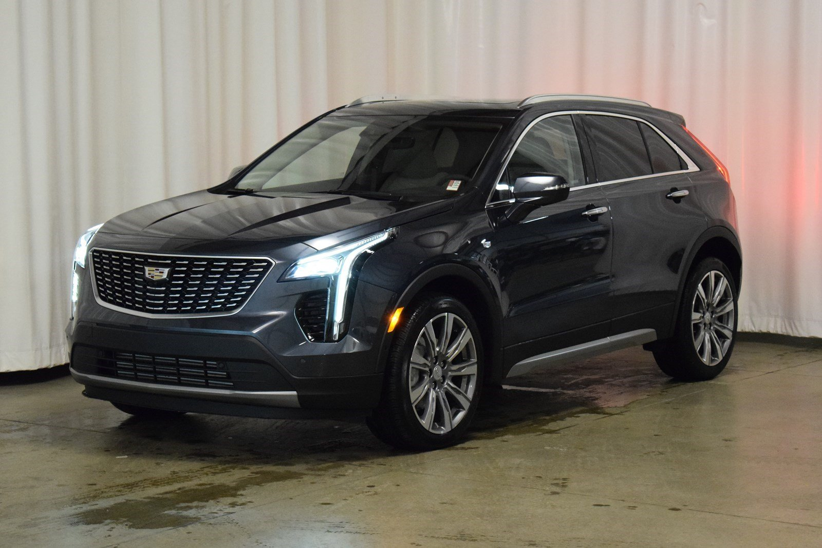 New 2019 Cadillac Xt4 Awd Premium Luxury Suv In Fremont 2c19033