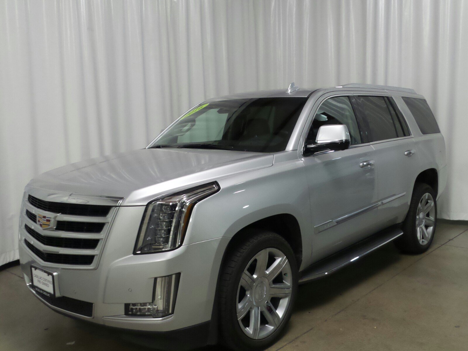 Certified Pre Owned 2016 Cadillac Escalade Luxury Collection SUV in