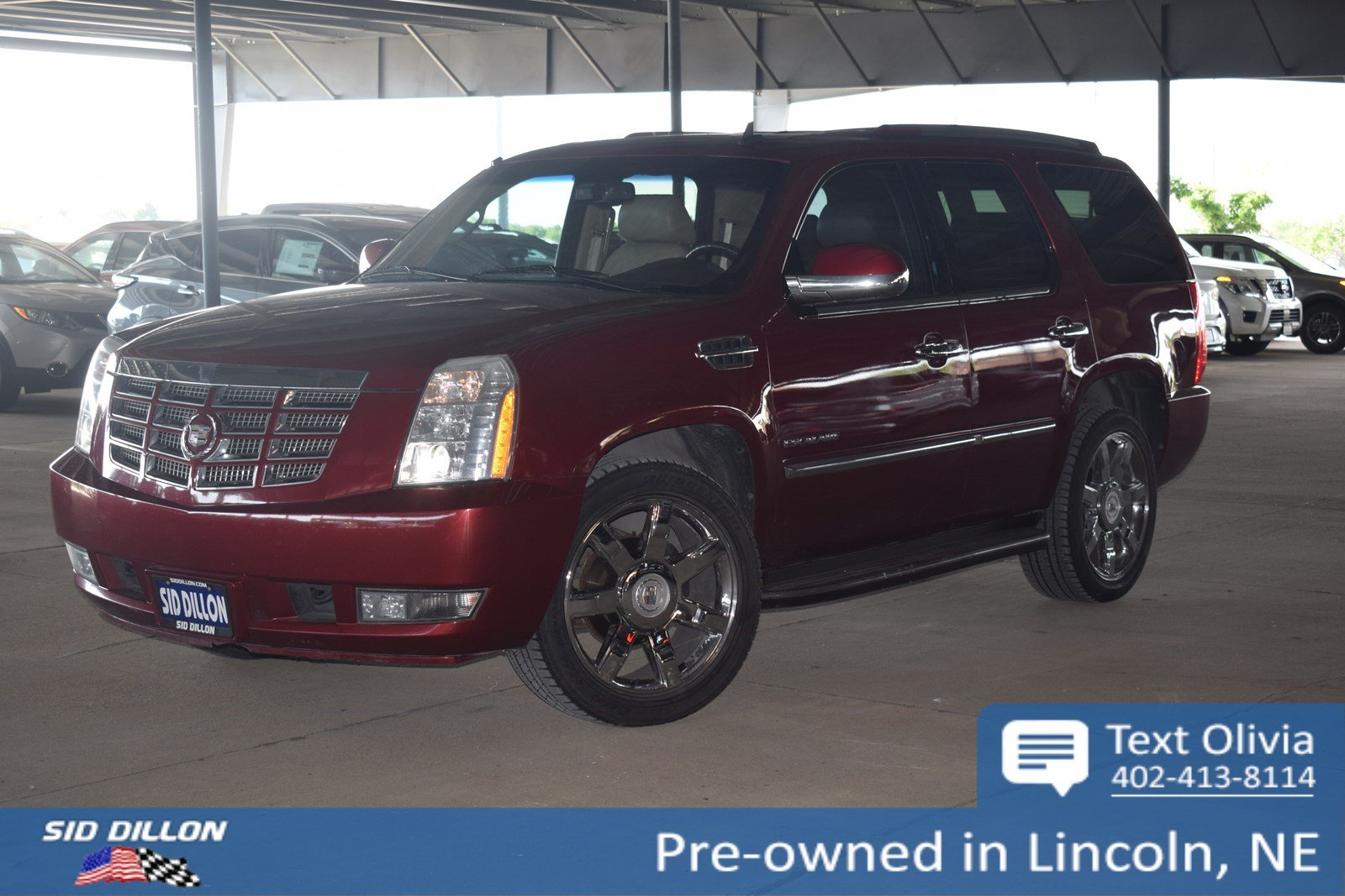 2010 Cadillac Escalade Trailer Wiring Electrical Diagrams 2004 Pre Owned Luxury Suv In Lincoln 4n18488a Front Light Off