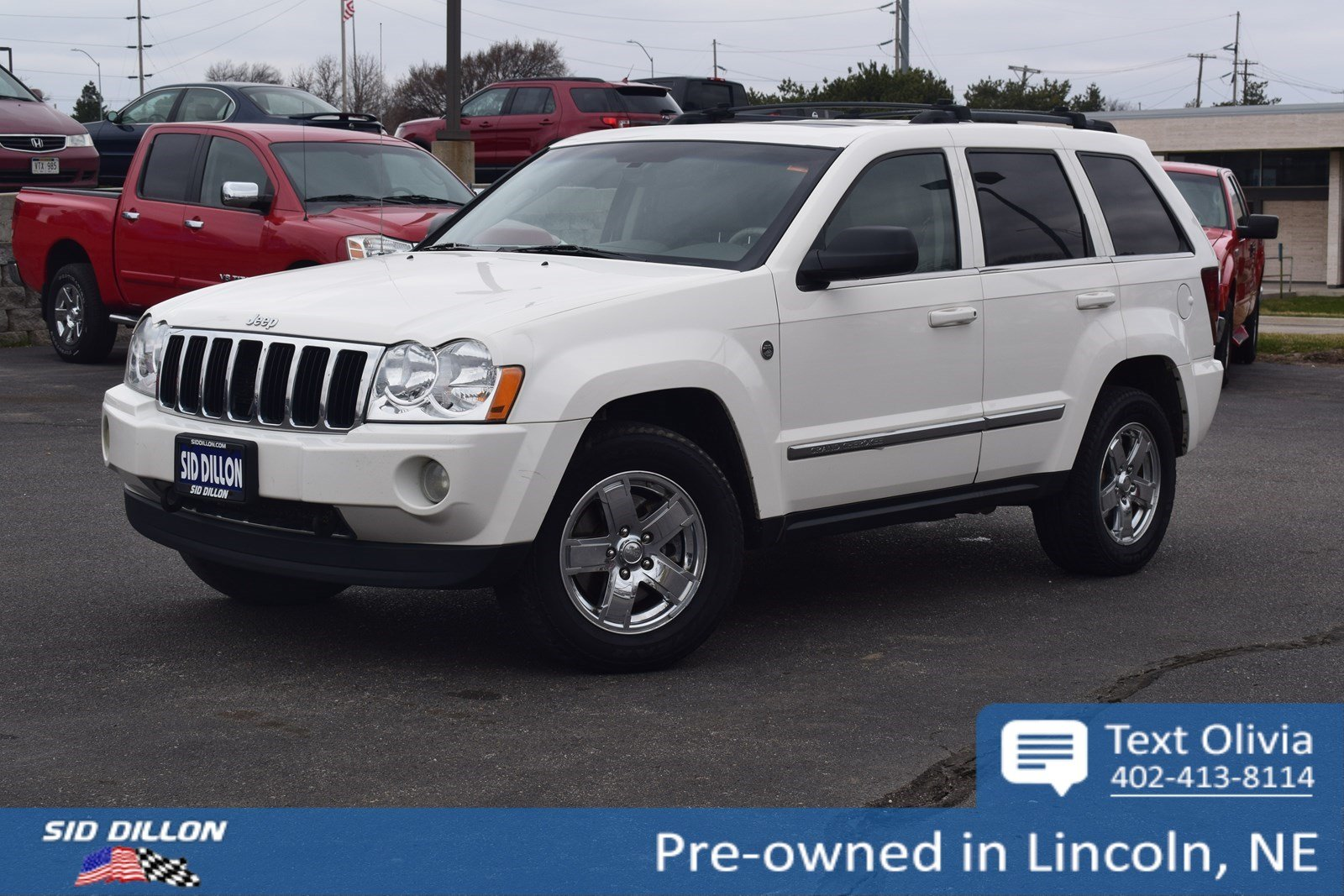 Pre Owned 2005 Jeep Grand Cherokee Limited