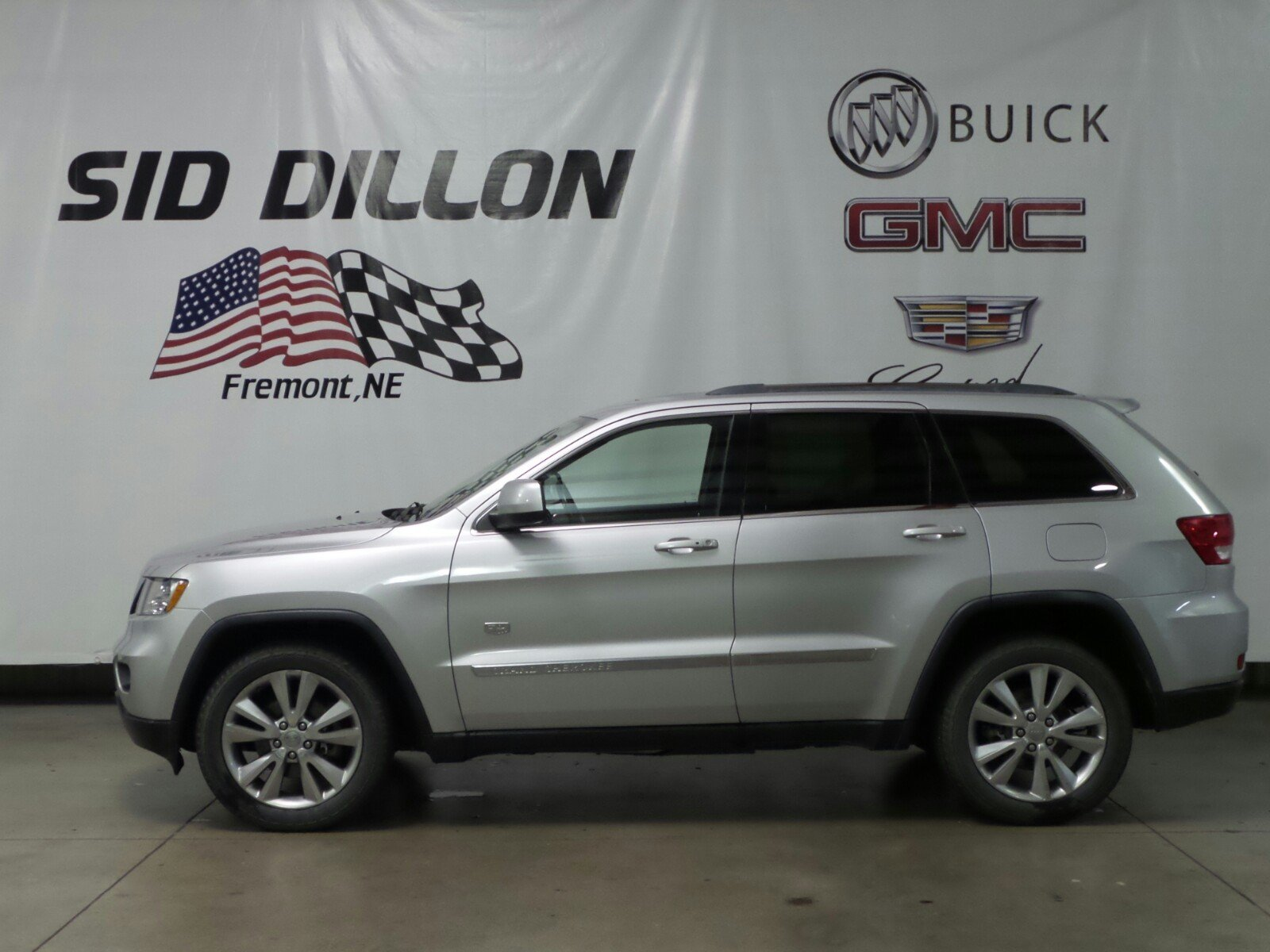 Pre-Owned 2011 Jeep Grand Cherokee 70th Anniversary