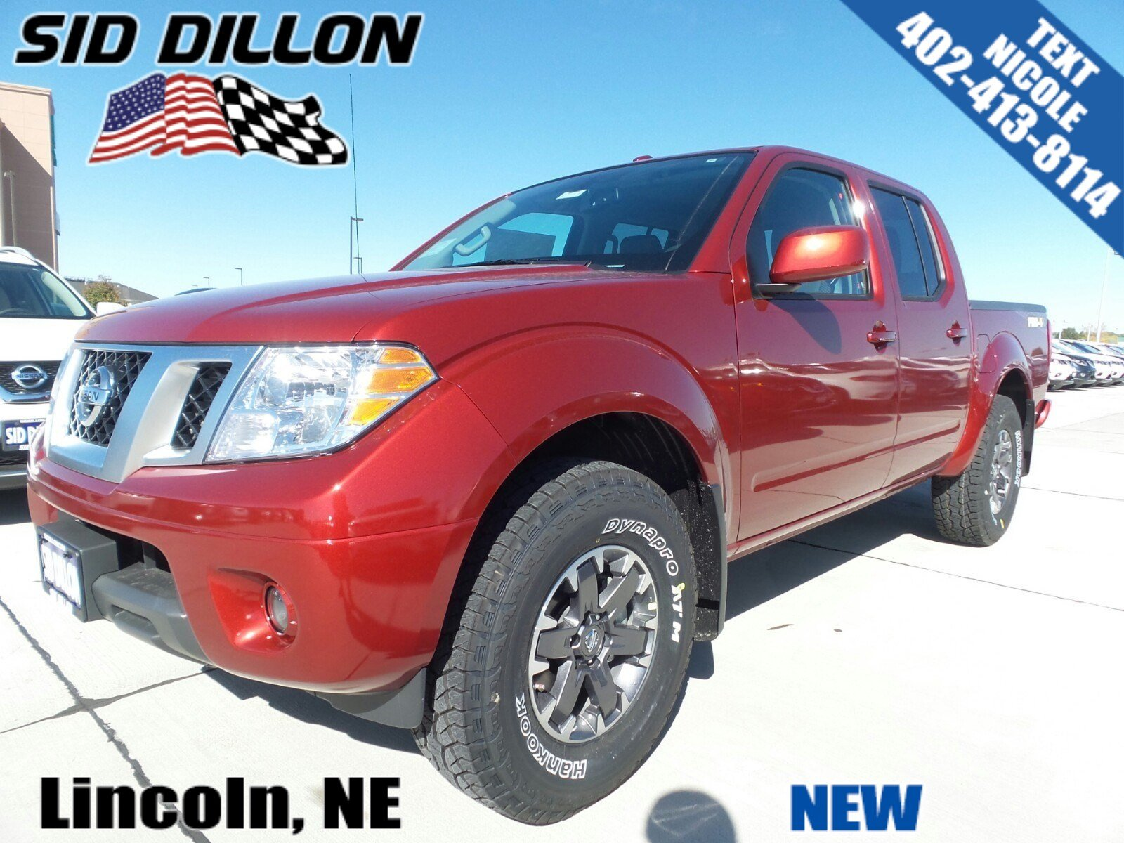 new 2017 nissan frontier pro 4x crew cab in lincoln 4n1748 sid dillon auto group. Black Bedroom Furniture Sets. Home Design Ideas