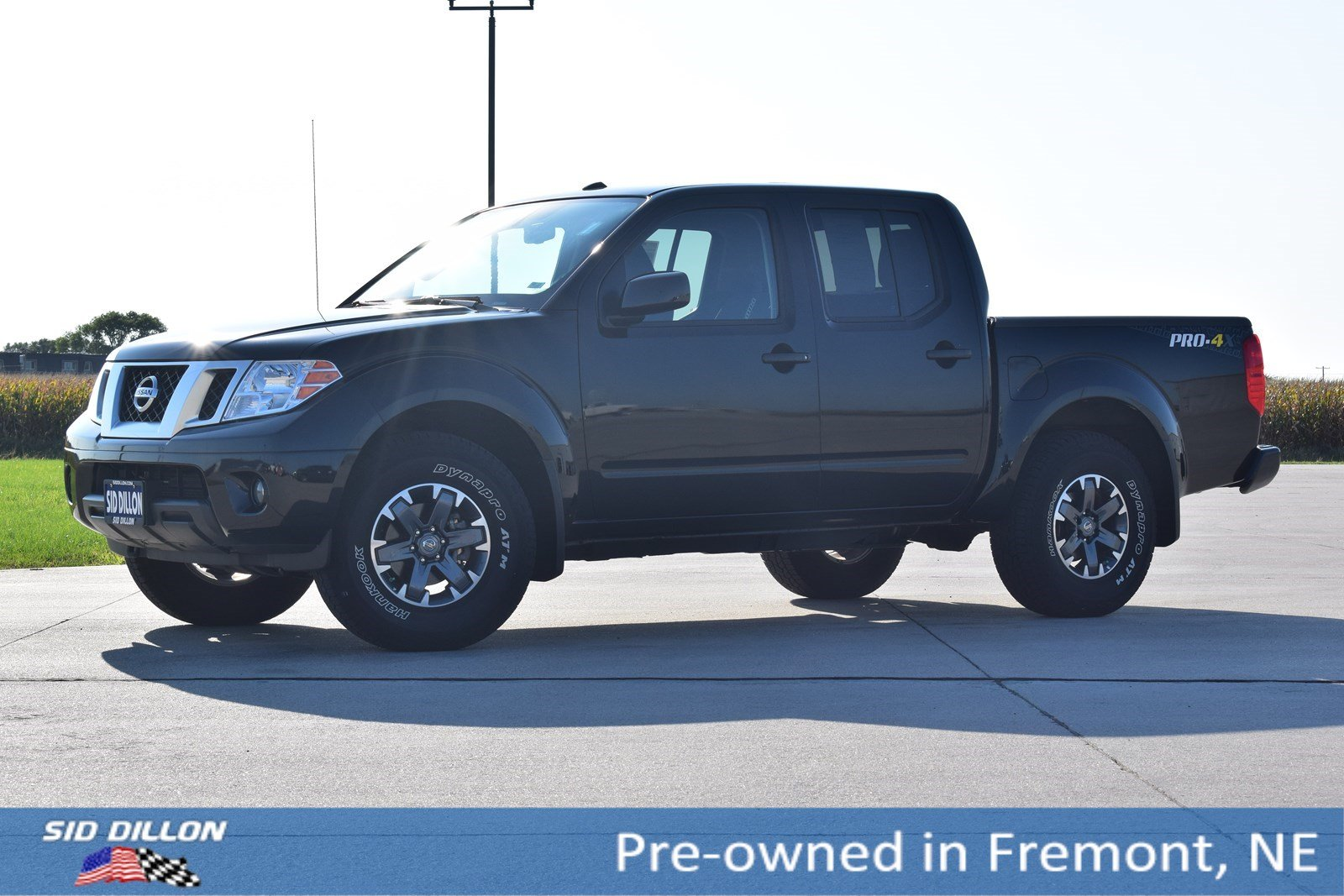 Pro 4x Frontier >> Pre Owned 2017 Nissan Frontier Pro 4x Crew Cab In Fremont 1t2167g