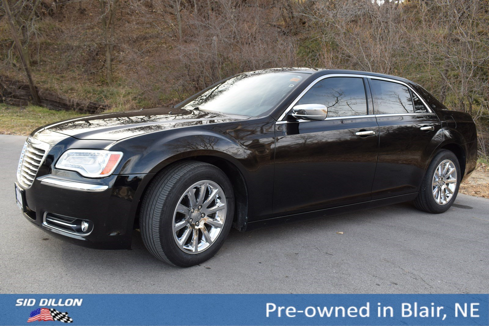 Pre Owned 2012 Chrysler 300 300c 4 Door Sedan In Blair