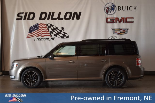 Sid Dillon Fremont Ne >> Pre Owned 2014 Ford Flex Limited W Ecoboost With Navigation Awd