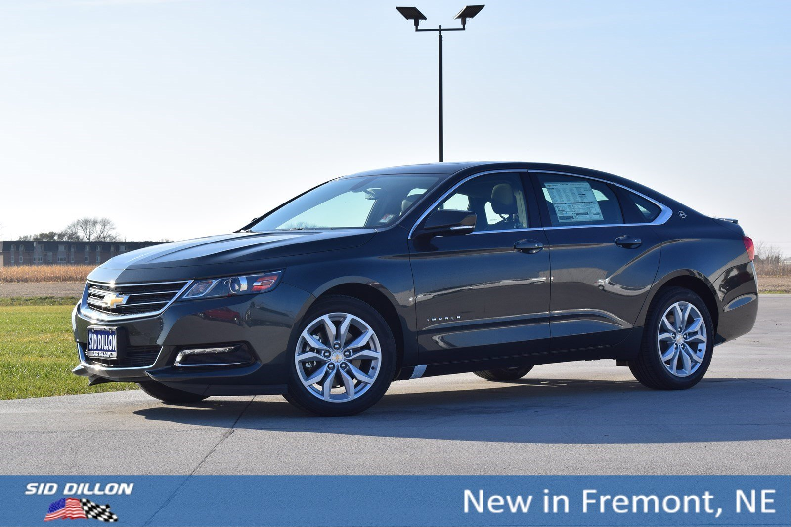 New 2018 Chevrolet Impala LT