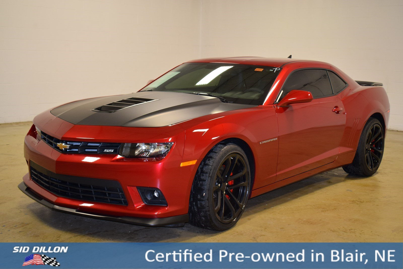 Camaro chevy camaro ss 1le : Certified Pre-Owned 2014 Chevrolet Camaro SS 1LE 2 Door Coupe in ...