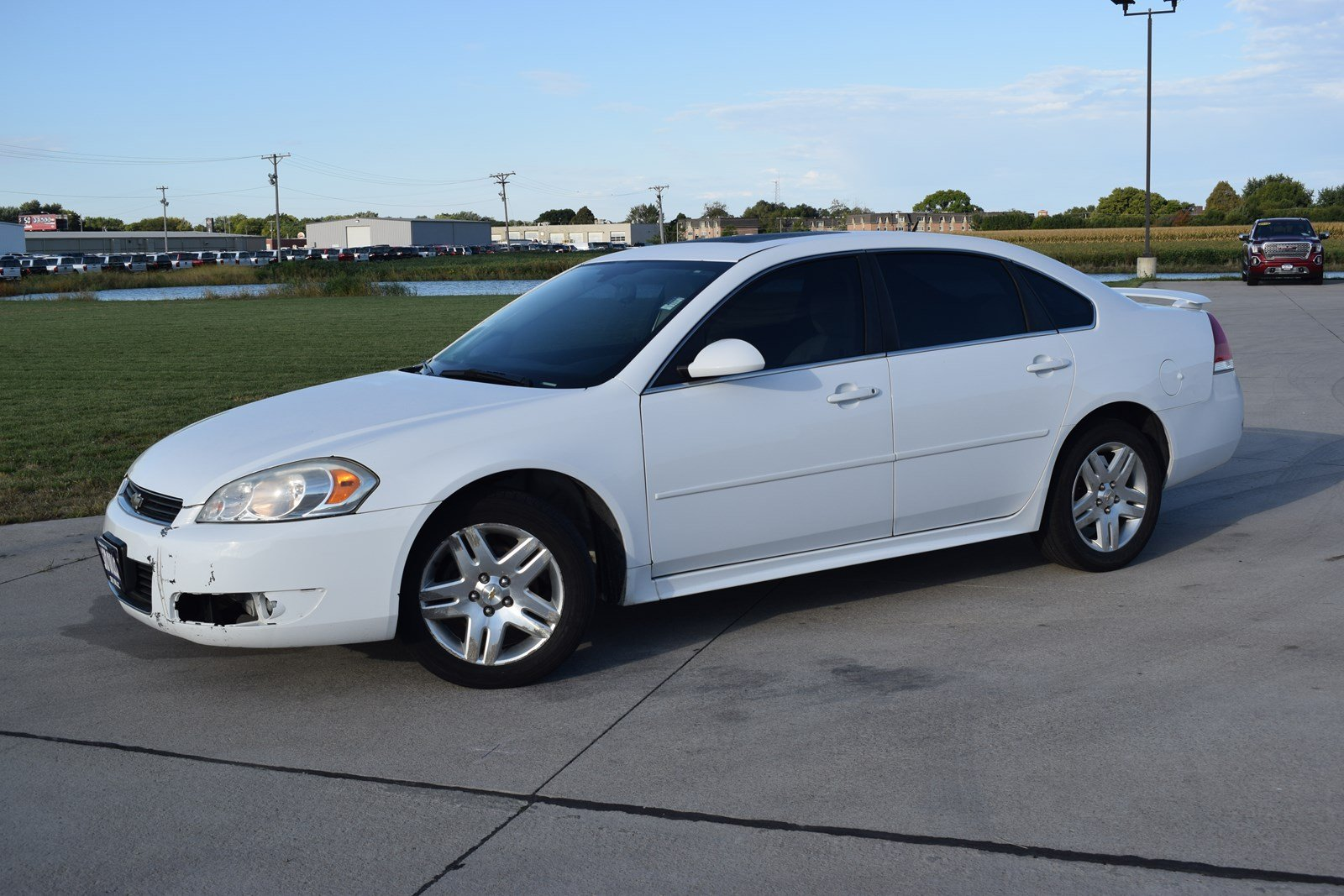 Prime Pre Owned 2010 Chevrolet Impala Lt Fwd 4 Door Sedan Gmtry Best Dining Table And Chair Ideas Images Gmtryco