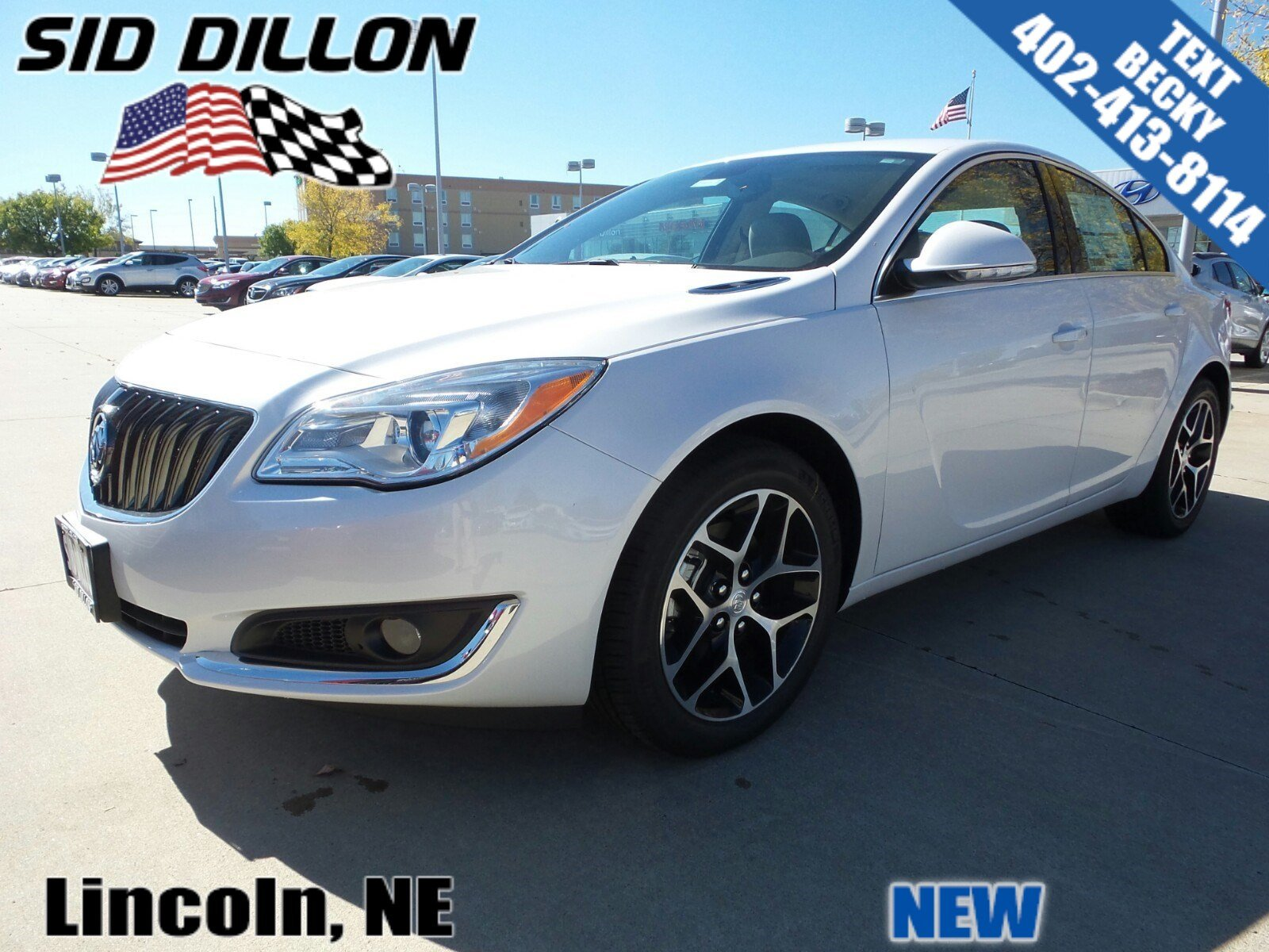 new 2017 buick regal sport touring 4 door sedan in lincoln 4b1715 sid dillon auto group. Black Bedroom Furniture Sets. Home Design Ideas