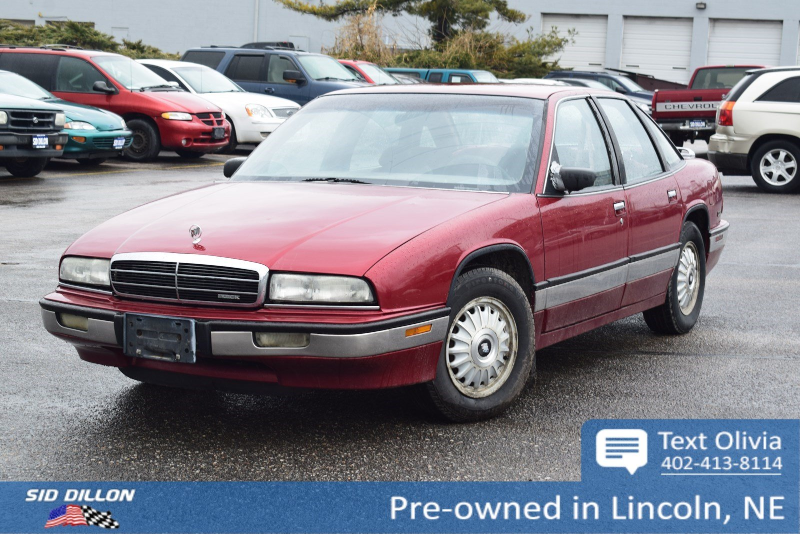Pre-Owned 1993 Buick Regal Limited