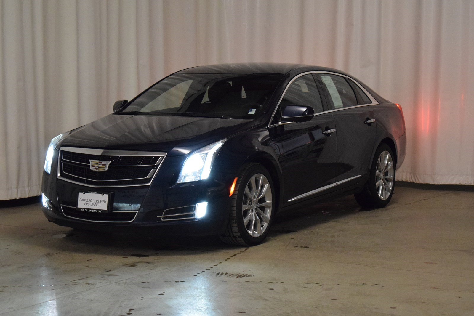 Pre Owned 2016 Cadillac Xts Premium Collection