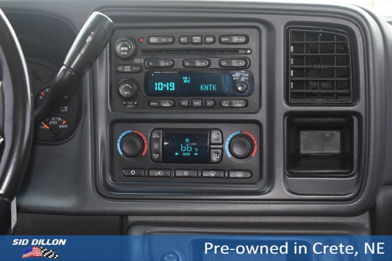 Pre Owned 2005 Chevrolet Silverado 1500 Z71 Crew Cab In Crete 1999 Honda Civic Horn Location