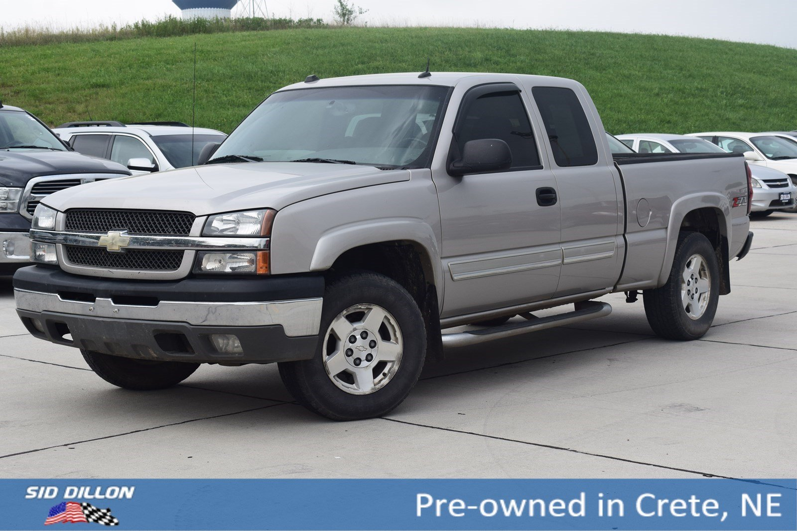 Pre Owned 2004 Chevrolet Silverado 1500 Z71 Extended Cab In Crete Door Locks Wiring Diagram 2010 Tacoma Access