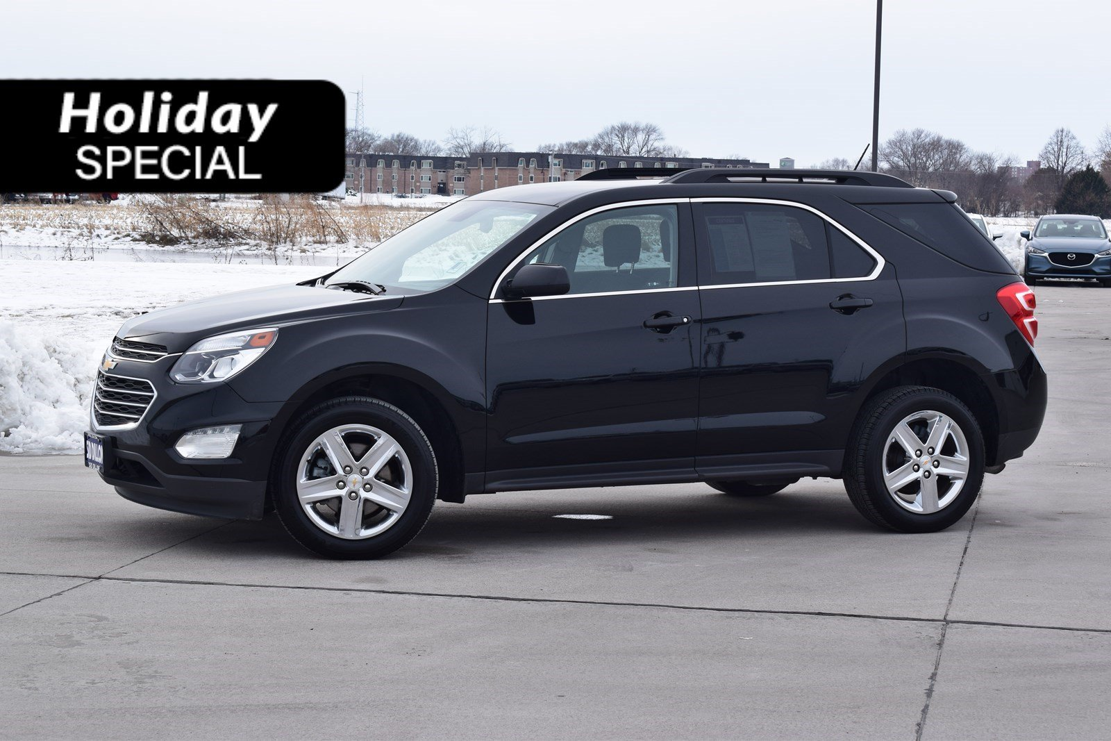 Certified Pre Owned 2016 Chevrolet Equinox Lt