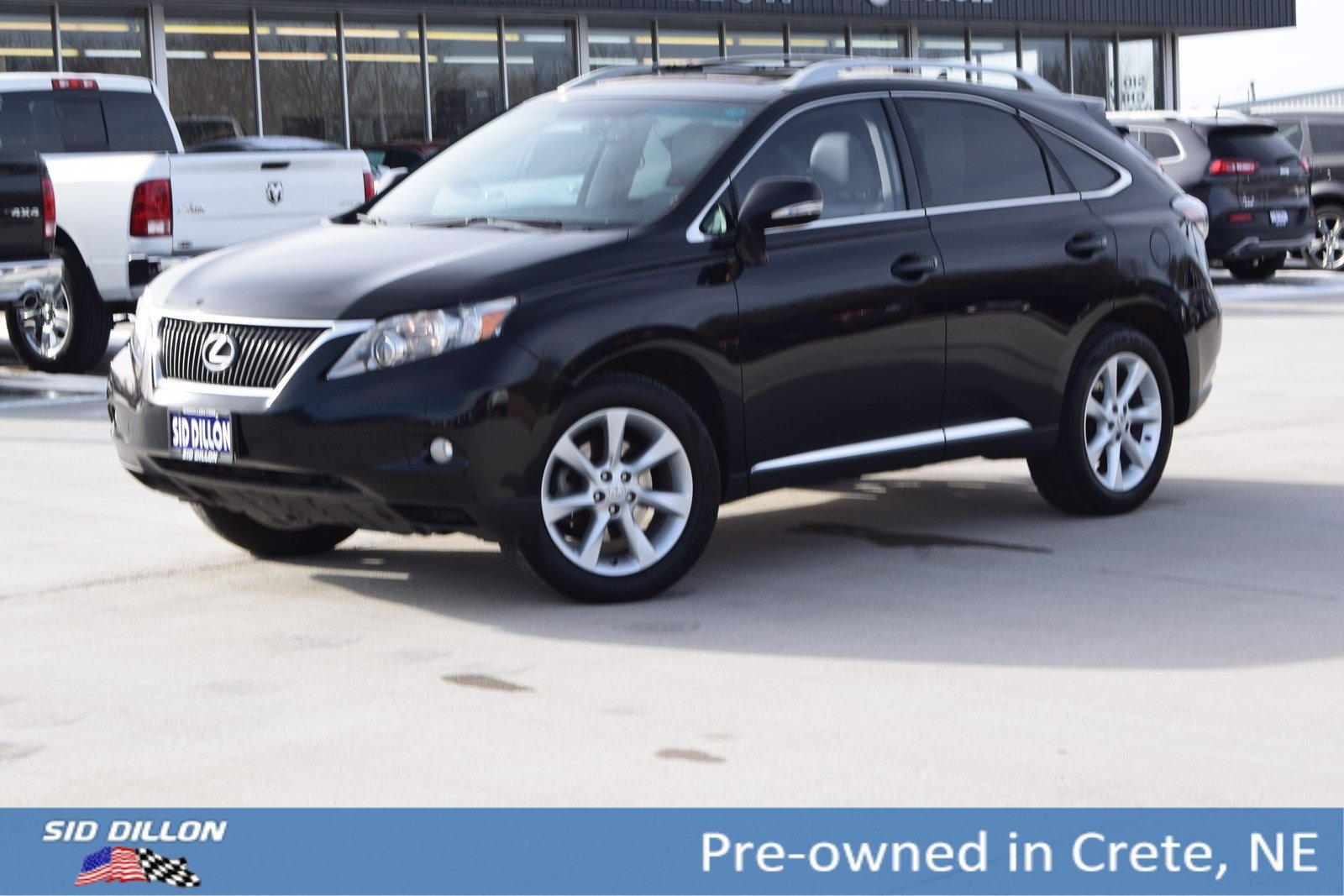 pre owned 2011 lexus rx 350 4dr fwd suv in crete 8f3461f sid dillon auto group. Black Bedroom Furniture Sets. Home Design Ideas