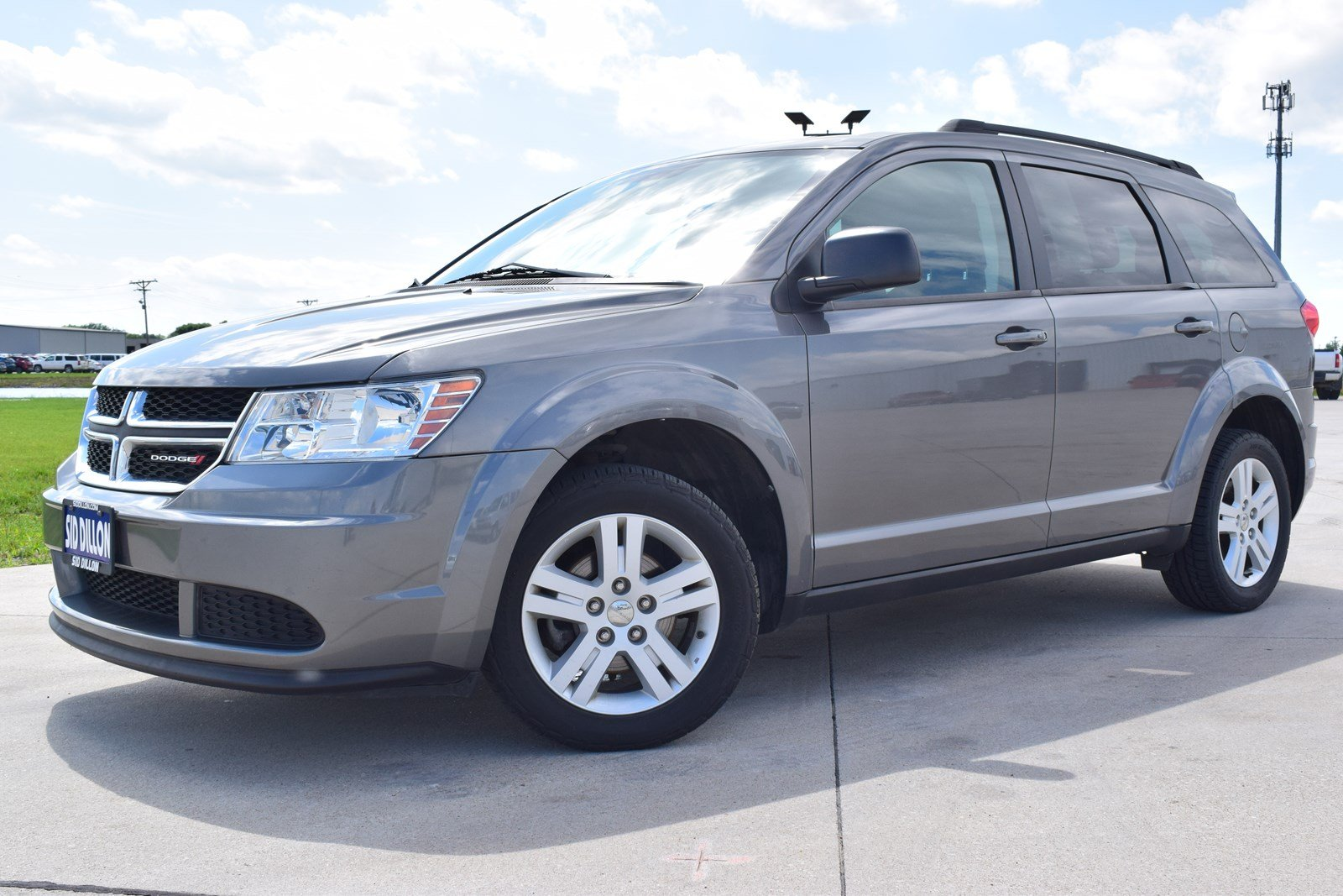 Pre-Owned 2012 Dodge Journey SE