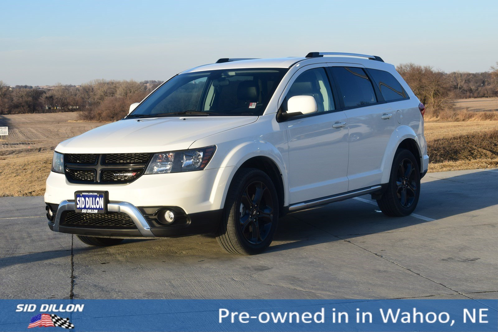 Pre Owned 2018 Dodge Journey Crossroad