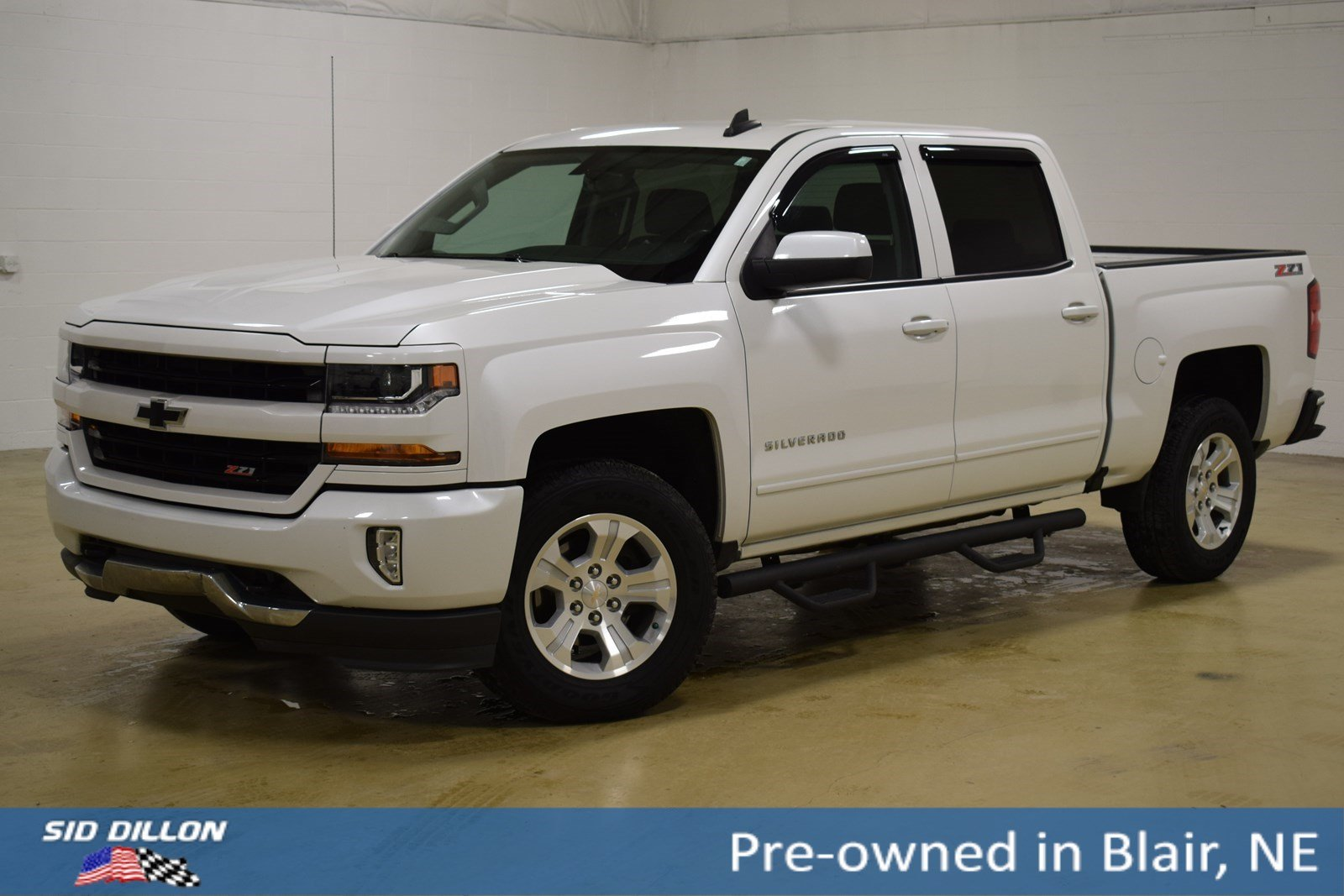 Pre Owned 2017 Chevrolet Silverado 1500 Lt Crew Cab In Blair 39188a