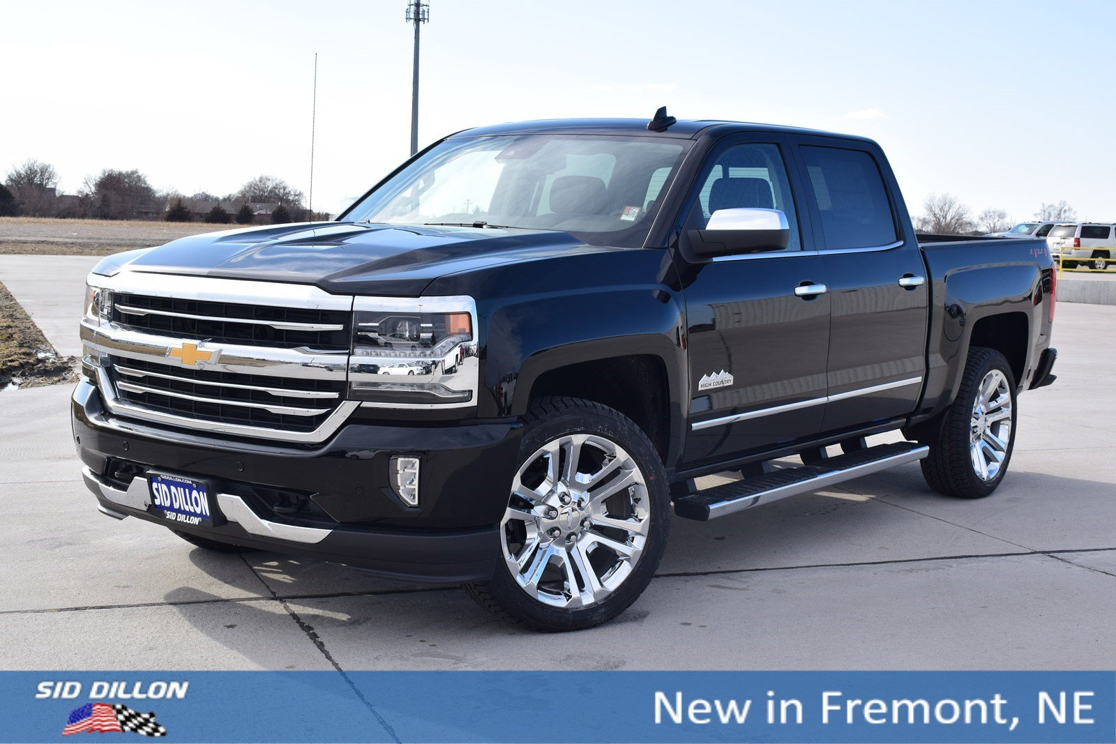 Delightful New 2018 Chevrolet Silverado 1500 High Country