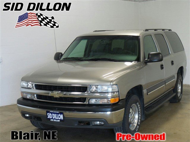 Pre-Owned 2003 Chevrolet Suburban LS