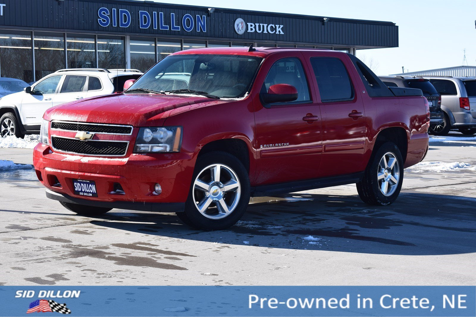Pre-Owned 2009 Chevrolet Avalanche LT w/2LT