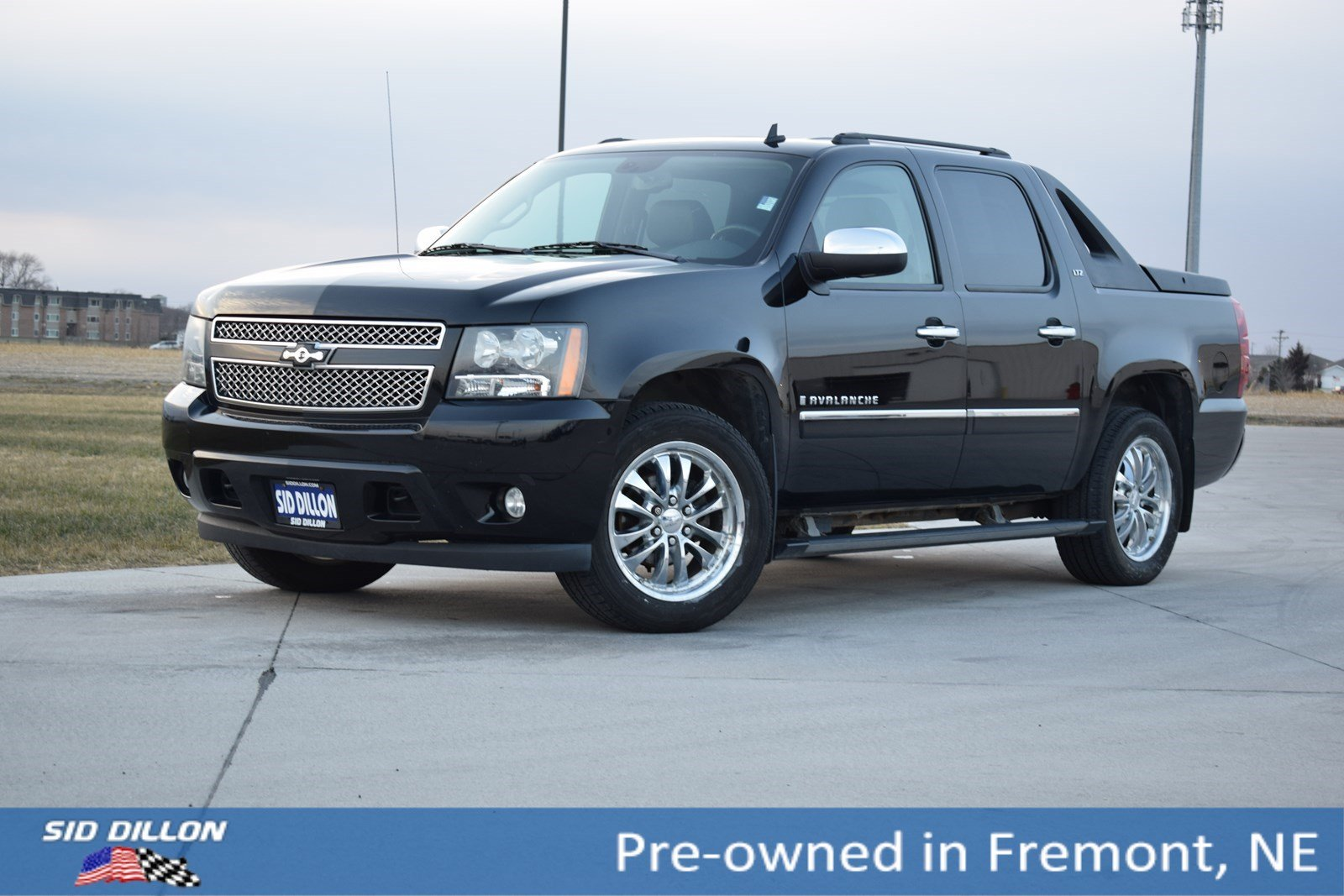 Avalanche chevy avalanche 2004 : Pre-Owned 2009 Chevrolet Avalanche LTZ Crew Cab in Fremont ...