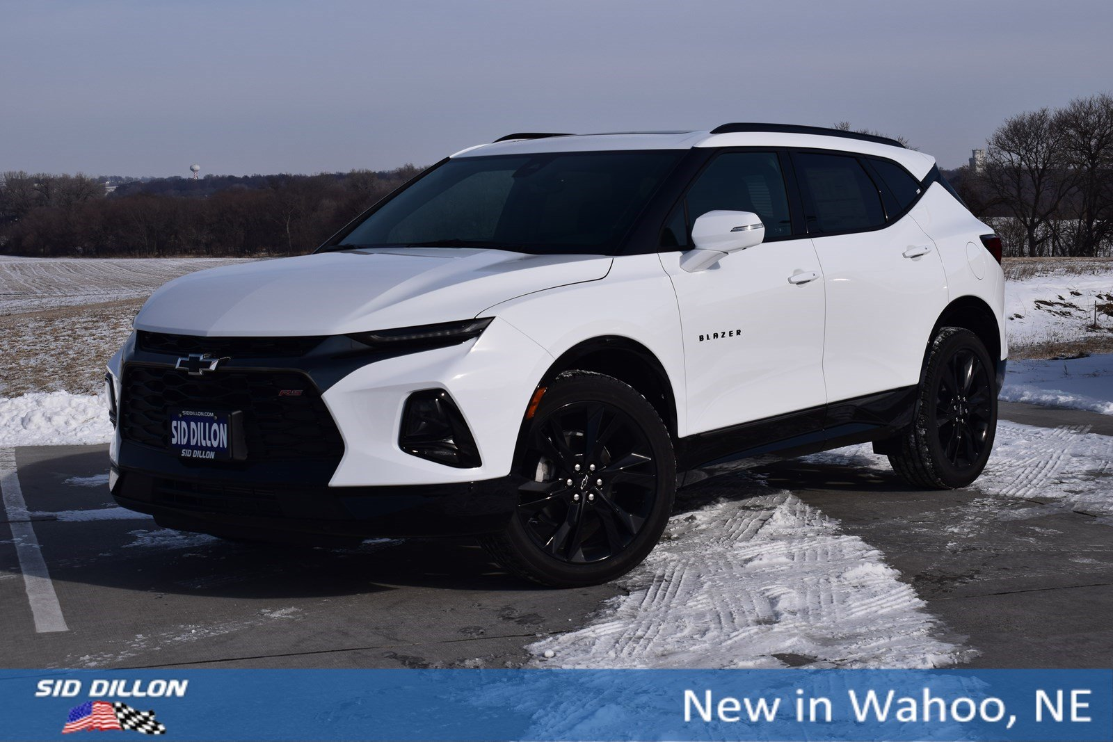 New 2019 Chevrolet Blazer RS