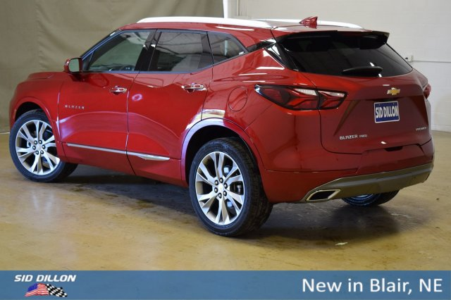New 2019 Chevrolet Blazer Premier AWD