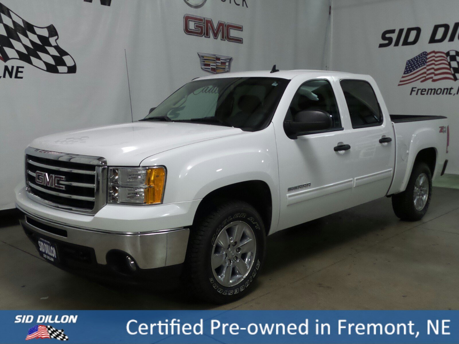 Certified Pre Owned 2013 Gmc Sierra 1500 Sle Crew Cab In Fremont 2012 Toyota Venza Controller Area Network Wiring Diagram